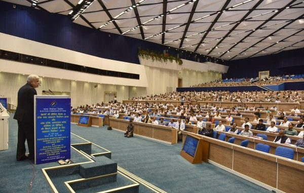 ECI conducts briefing sessions for 2nd batch of General, Police and Expenditure Observers
