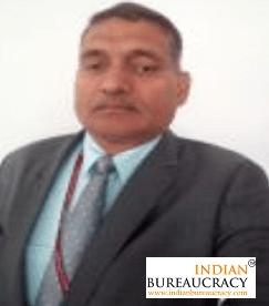 Gyanendra Dev Tripathi IAS