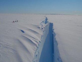Large Antarctic Ice Shelf,