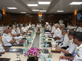 Naval Commanders' Conference Concludes