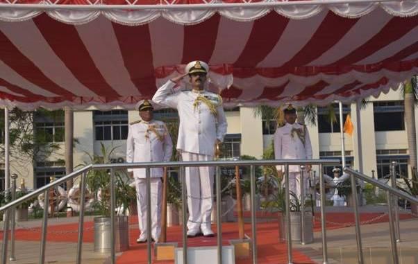 Rear Admiral Mahesh Singh_indian bureaucracy_navy