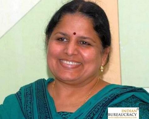 Shalini Mishra IAS