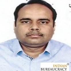 Abhijit Sinha IAS