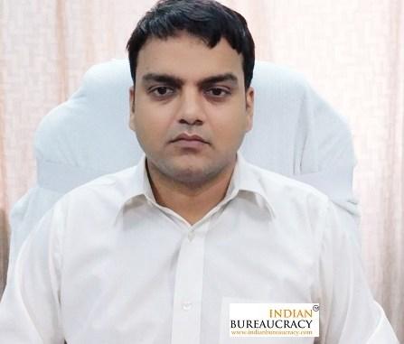 Abhishek Tiwary IAS