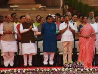 MODI cabinet _indian bureaucracy_ministers