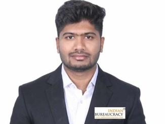 Nikhil D Nippanikar IAS