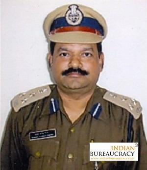 Ramesh Chandra Mishra IPS (R C Mishra IPS)