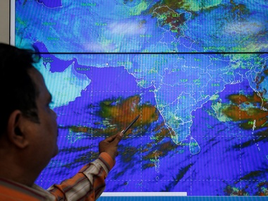 Indian Navy kept on standby notice in view of Cyclone Vayu