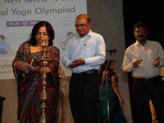 National Yoga Olympiad- 2019