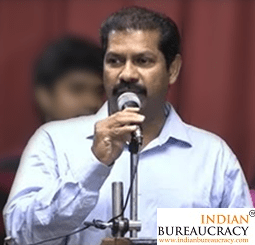 Praveen Kumar Kolaventy IAS