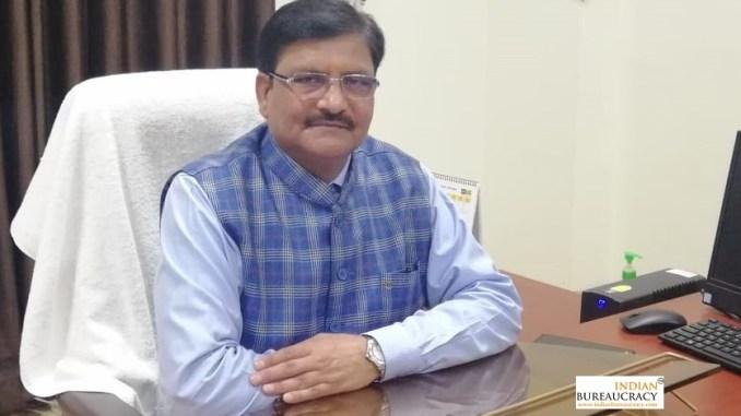 Shiwa Kant Dwivedi IAS