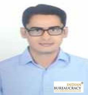 Vishram Kumar Meena IAS