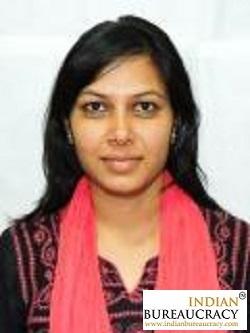 Aditi Chaudhary IAS WB-Indian Bureaucracy