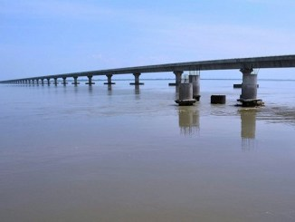 Bridge Construction over Brahmaputra to Linking Dhubri in Assam with Phulbari in Meghalaya