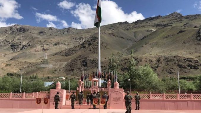 Celebration of 20th Anniversary of Kargil Vijay Diwas by BSF