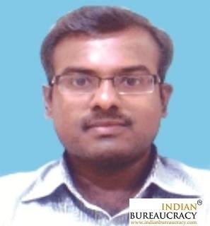G K Arun Sundar Thayalan IAS