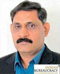 Kailas B Shinde IAS MH-Indian Bureaucracy