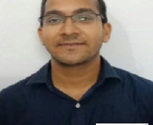 Nitish Kumar Singh IAS
