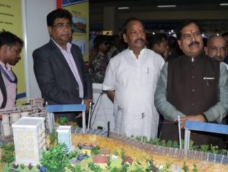 Participation in 64th Annual Railway Awards at Ranchi