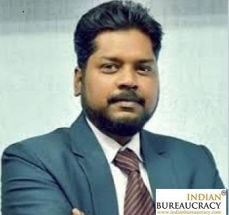 Sibi Chakkravarthy M IAS -Indian Bureaucracy