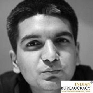 Vivek Kumar IFS-Indian Bureaucracy