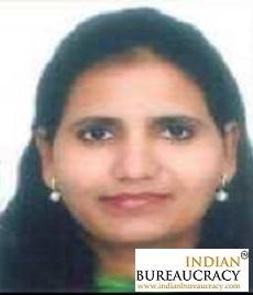 Anjali Sehrawat IAS