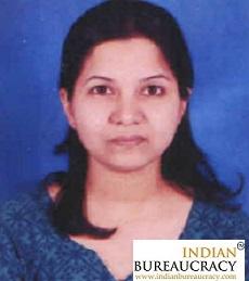 Bhanu Prabha IAS AGMUT-Indian Bureaucracy