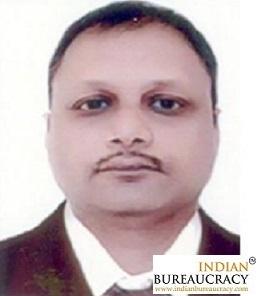 Deoranjan Kumar Singh IAS