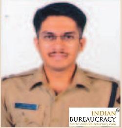 Karthik Reddy IPS TN