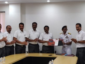 MoU Between Indian Navy and CIAL
