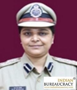 N B Bharathi IPS OD