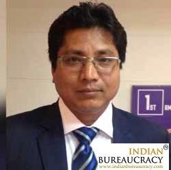 Pradip Kumar Das CMD IREDA
