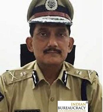 Ram Prawesh Thakur IPS