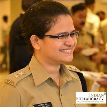 Sagarika Nath IPS OD-Indian Bureaucracy
