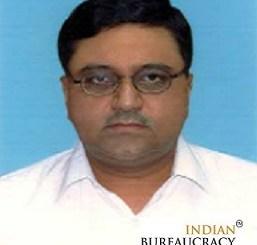 Sayed Jawaid Haider IAS