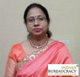 Sharda Verma IAS CG-Indian Bureaucracy