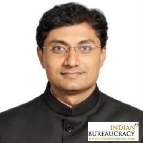 Shivraj Umakantrao Dhuppe IAAS-Indian Bureaucracy