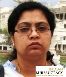 Smaraki Mahapatra IAS