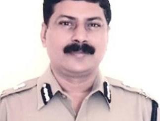 Bhupendra Kumar Dak IPS