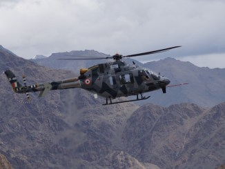Light Utility Helicopter Clears High Weather Tests