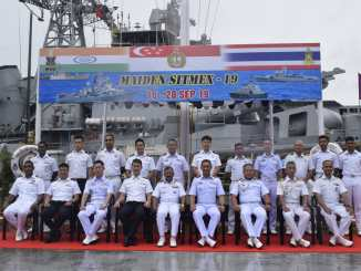 Maiden IN-RSN-RTN Trilateral Exercise commences at Port Blair