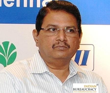 K Rama Mohan Rao IAS