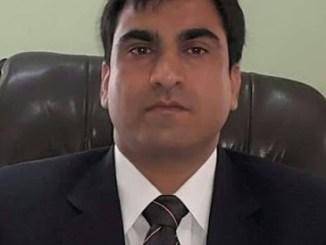 Shyam Lal Poonia IAS