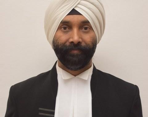Justice Pradeep Singh Yerur
