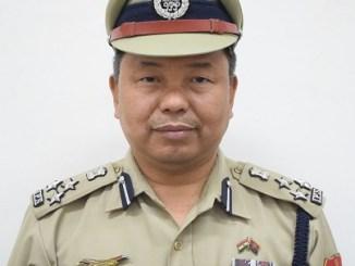 Lalhminga Darlong IPS TR