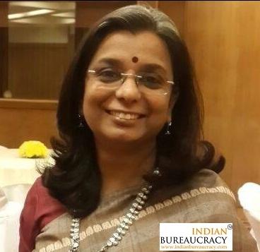 Rashmi Chowdhary IRPS