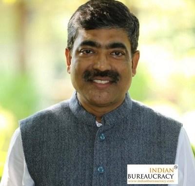 Samir Kumar Sinha IAS