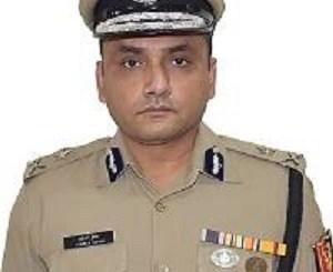 Abhinav Kumar IPS IG BSF