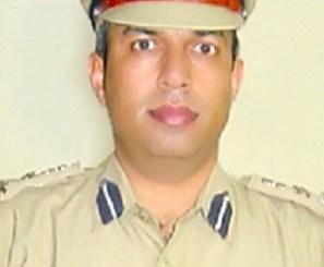 Shatrujeet Singh Kapoor IPS HY