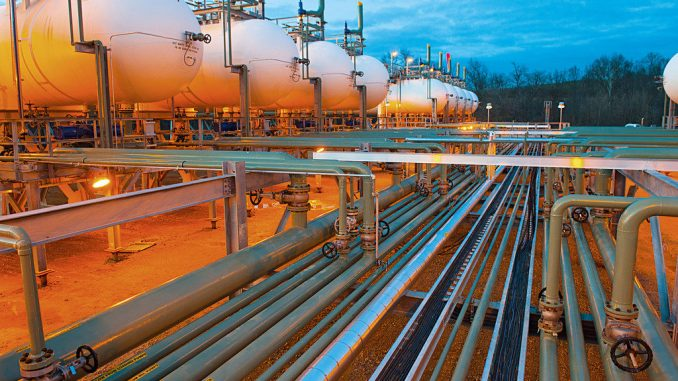 oil and natural gas sector